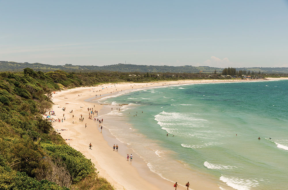 Choosing Your Accommodation in Byron Bay